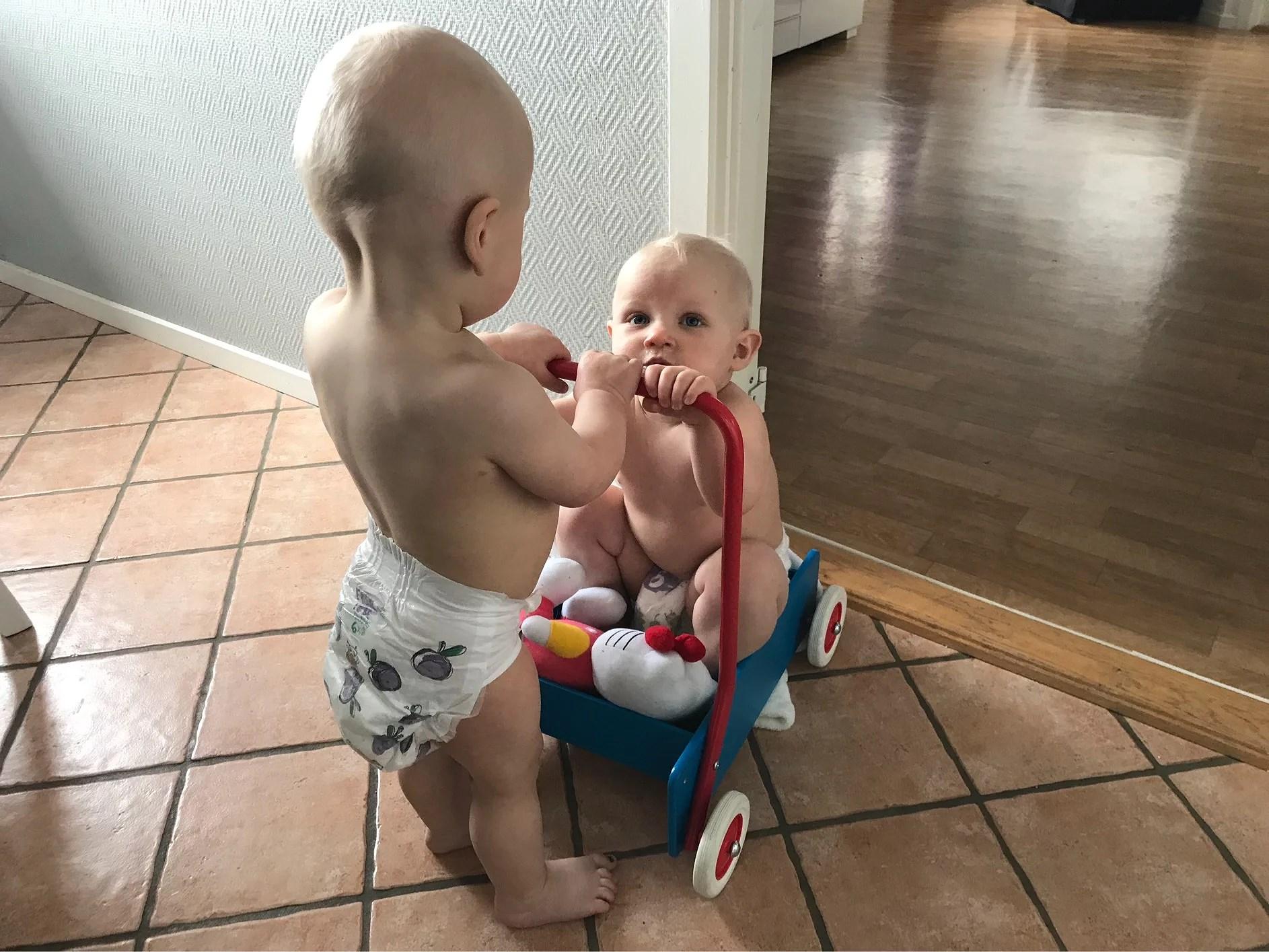 Går varandra på nerverna