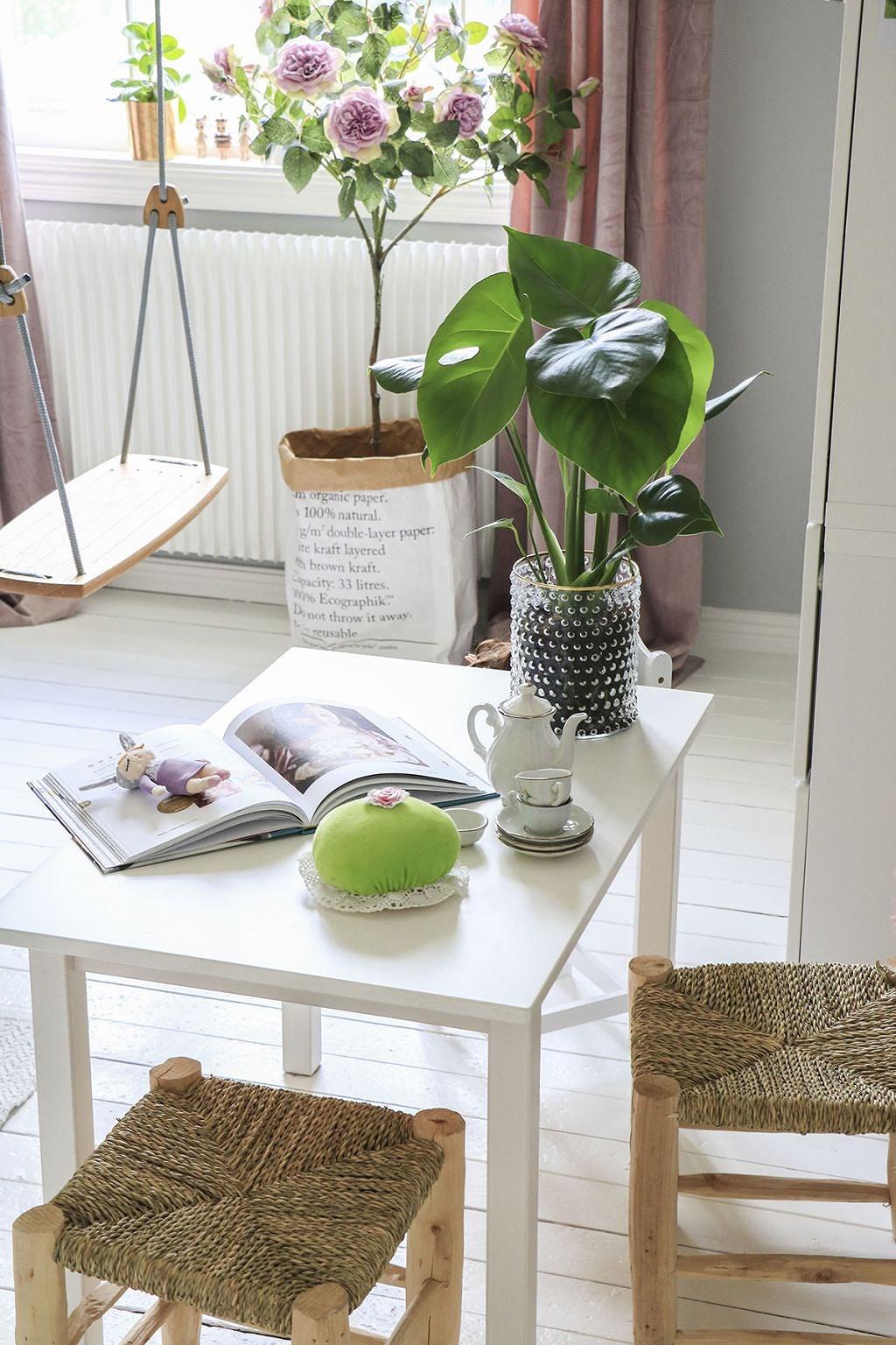 Smilla Soffbord Organic Bord Möbler