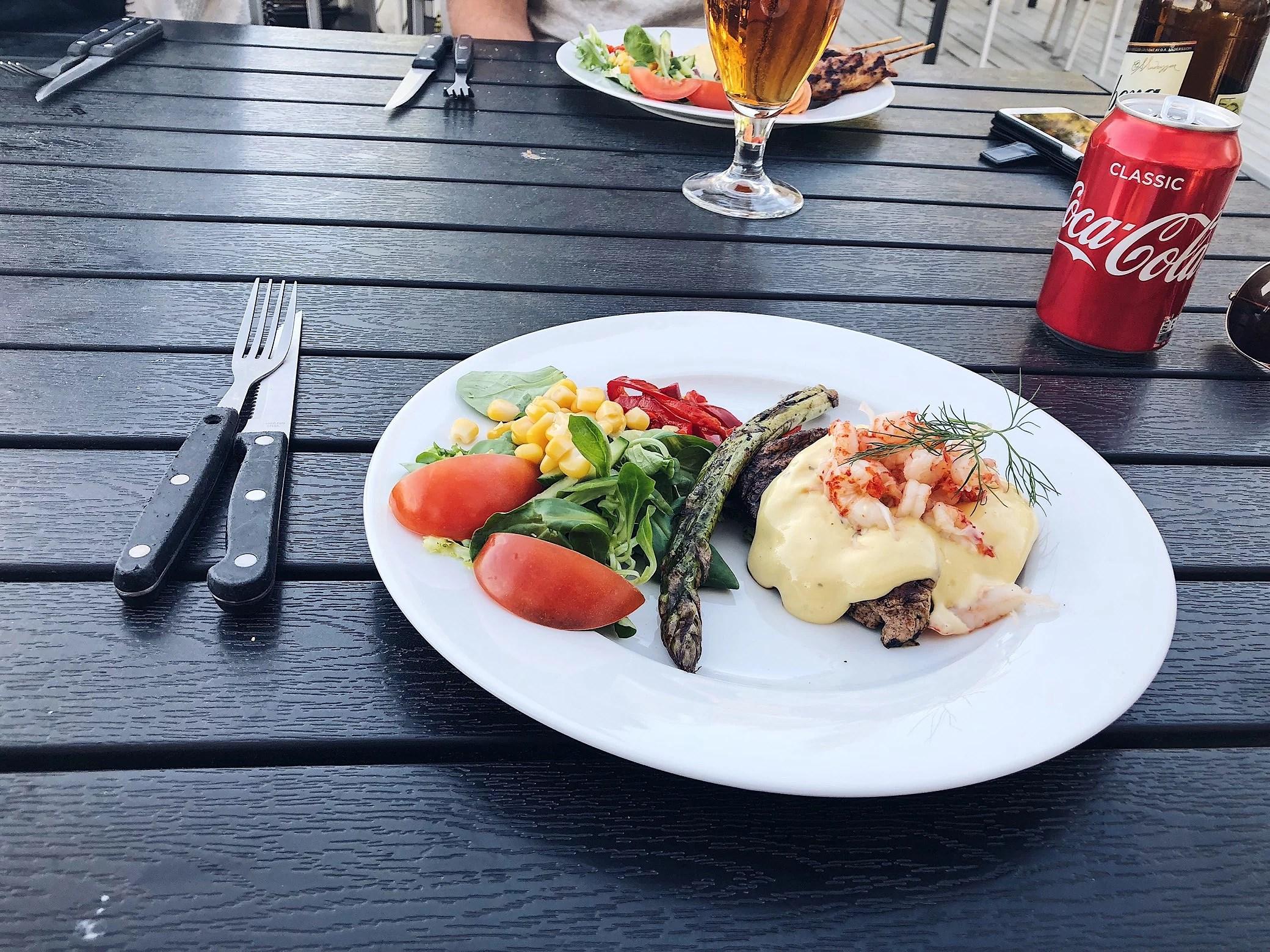 En kväll i Arkösund