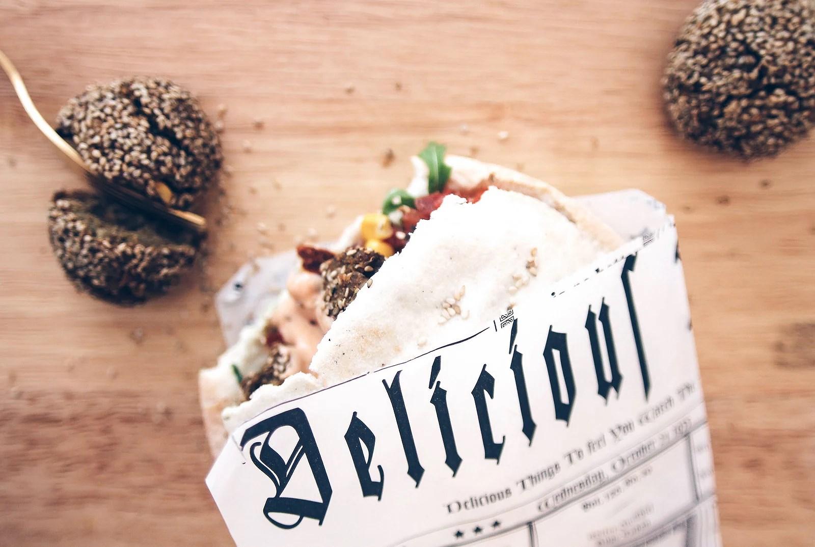 Maailman parhaat falafelit