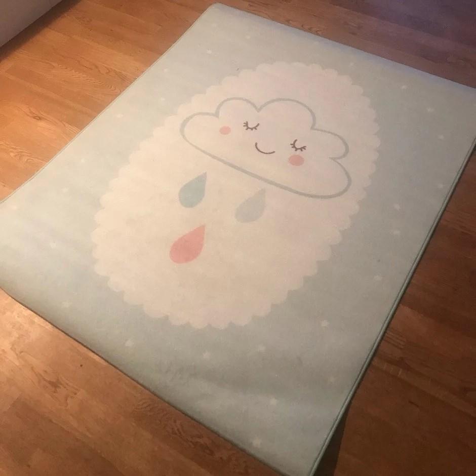 [matta] ger rummet ett helhetsintryck