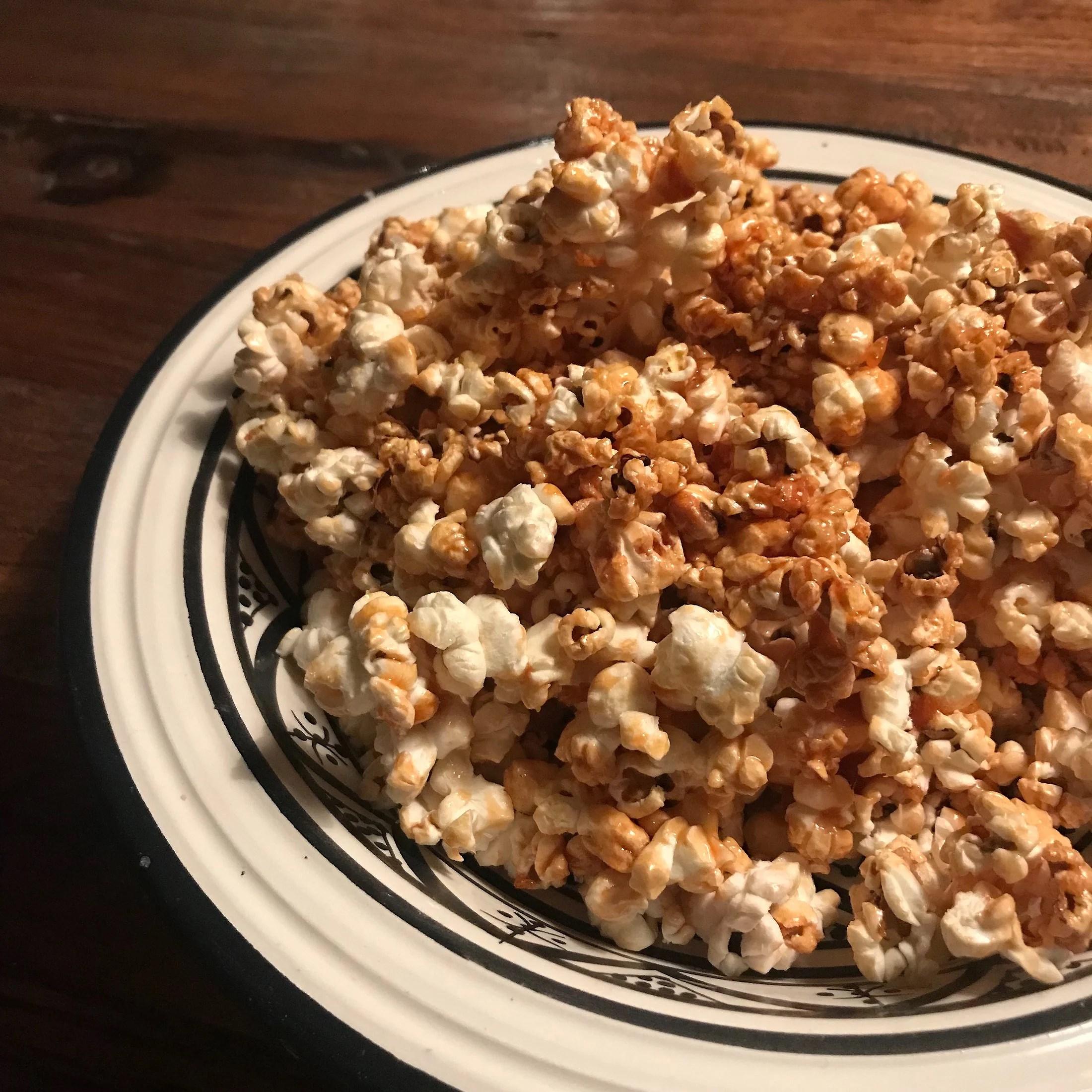 [sötsalta] colapopcorn är livet