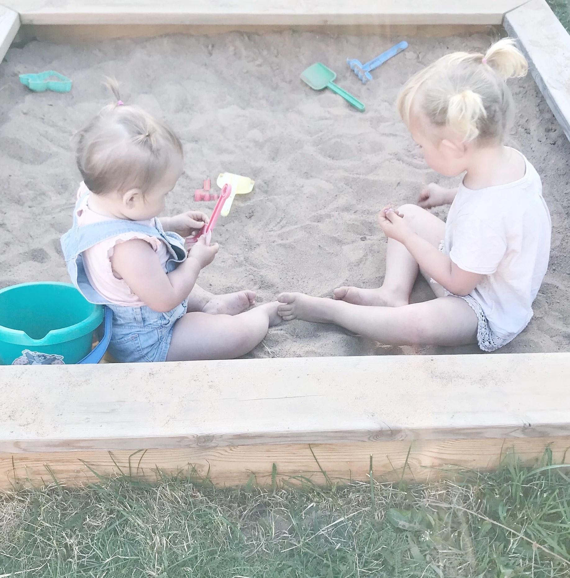 De första små tofsarna