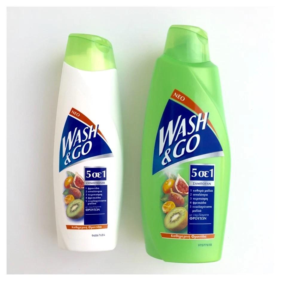 Wash & Go