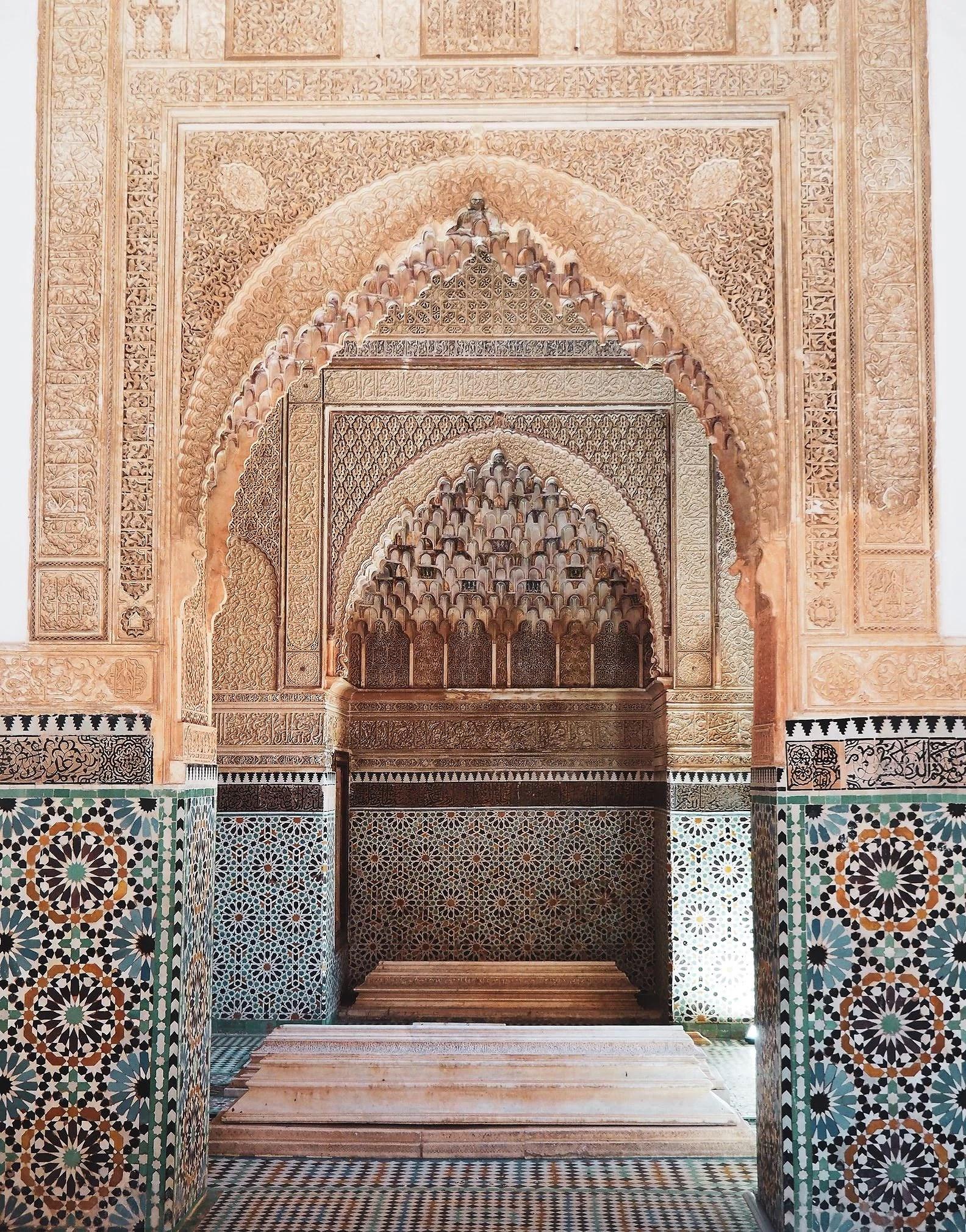 En hilsen fra Marokko