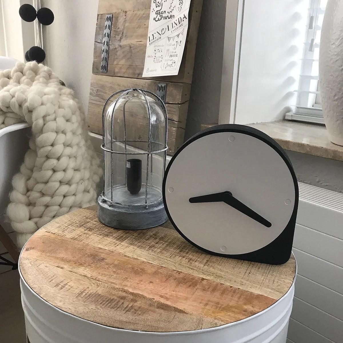 Stoer stolplampje