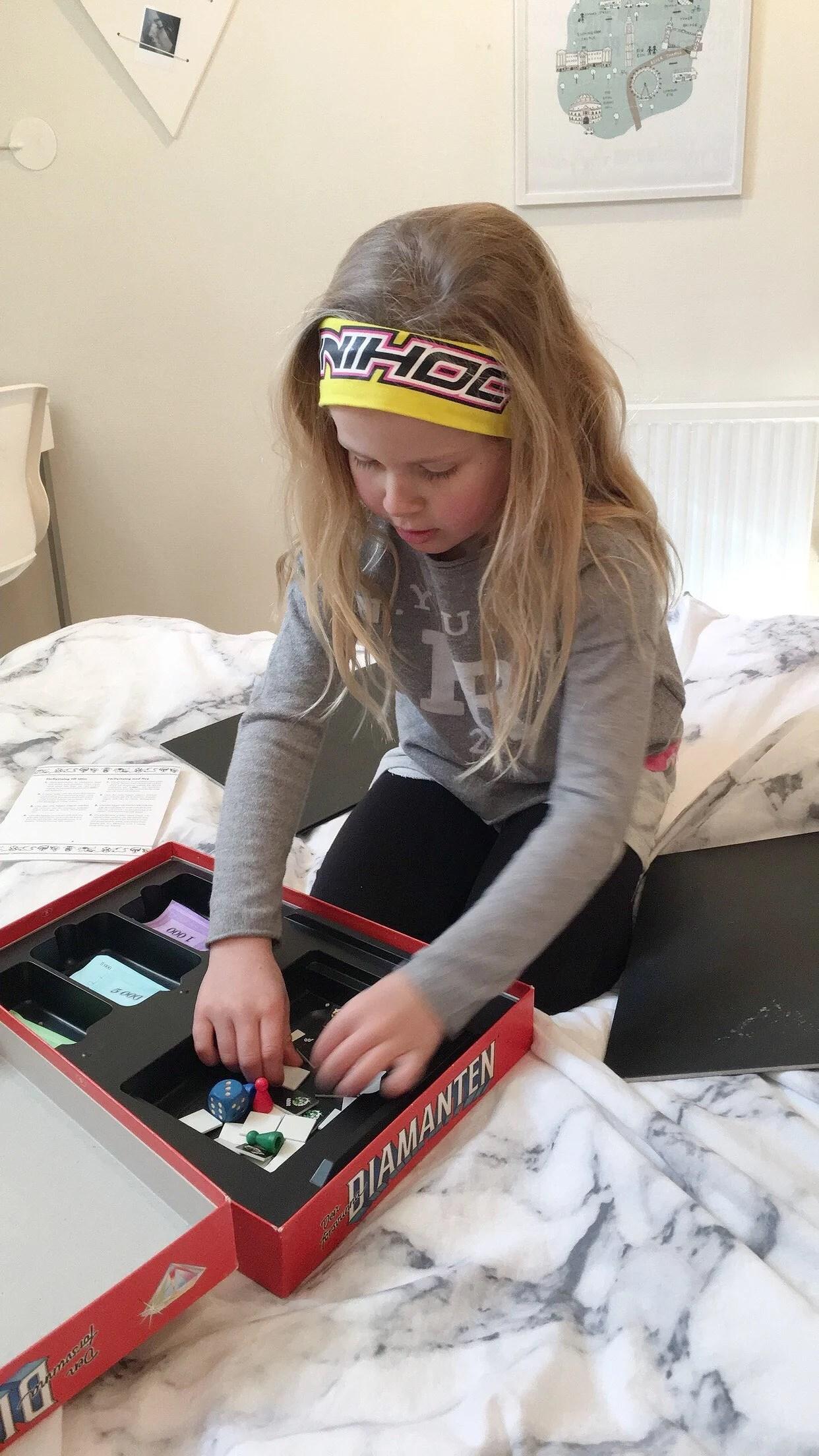 Skrämd av en 6-åring