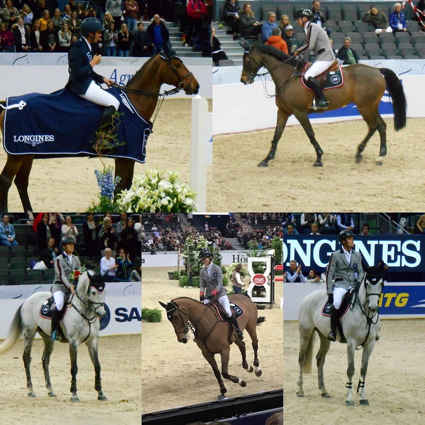 Lucka 3 - Hästar