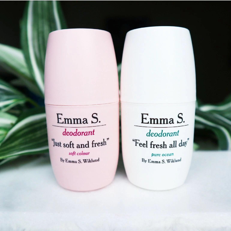 Vegansk deodorant från Emma S.