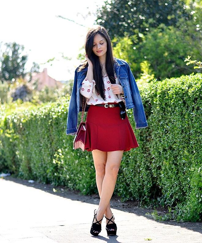 Red Skirt_02