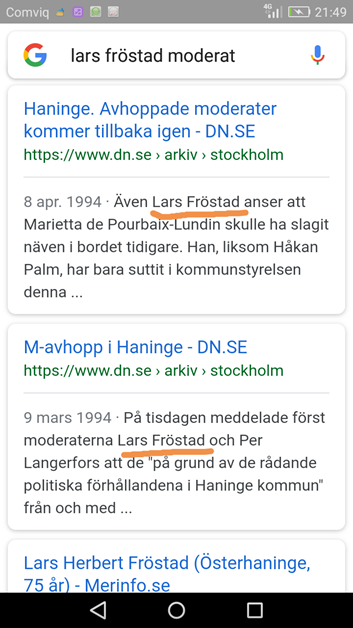 Lennart Karl Arne Kaln, Gamla Vgen 91, sterhaninge