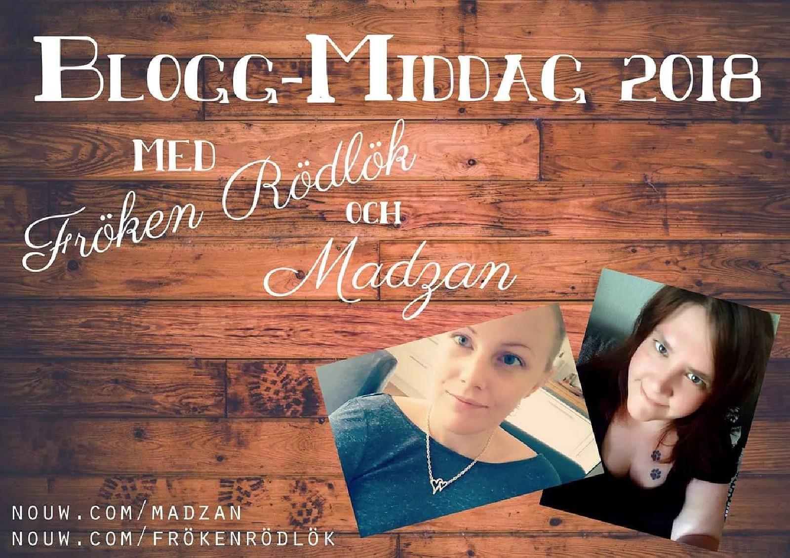 Två bloggevent!