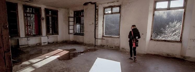 colonia Antonio Devoto Urban exploration Italy Passo del bocco abandoned haunted building