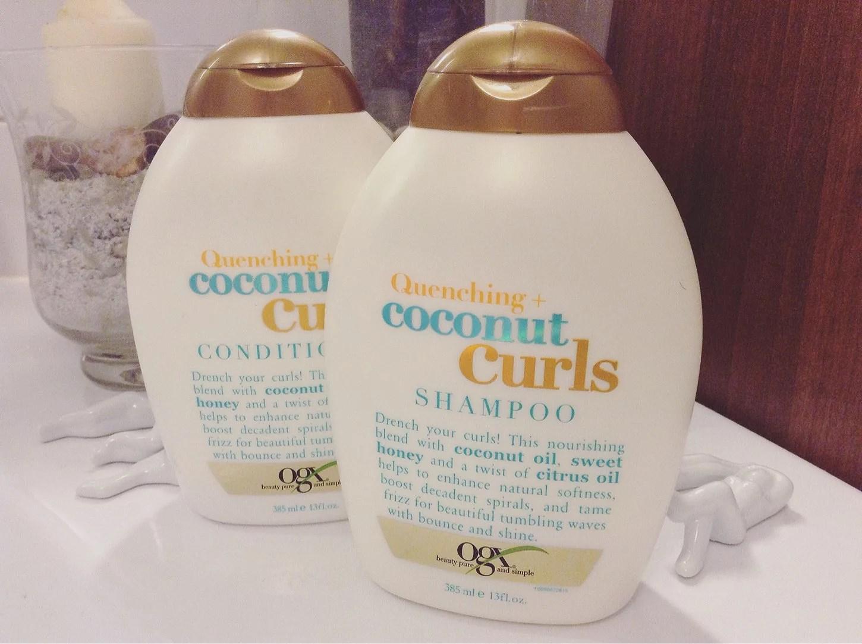 Coconut Curls