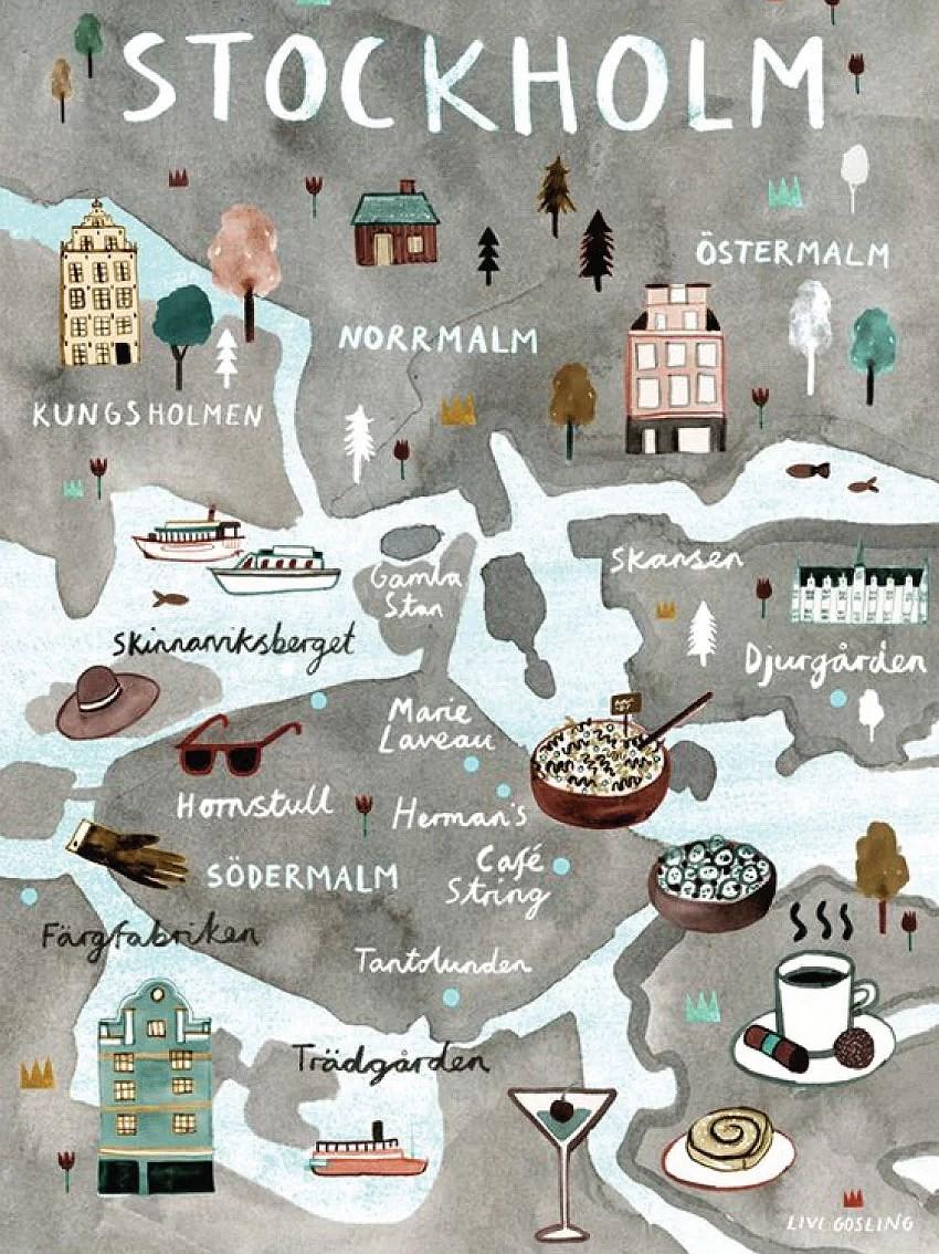 TIPS TIL STOCKHOLM?