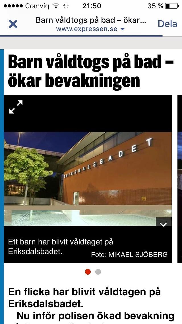 När ska Sverige vakna??!!