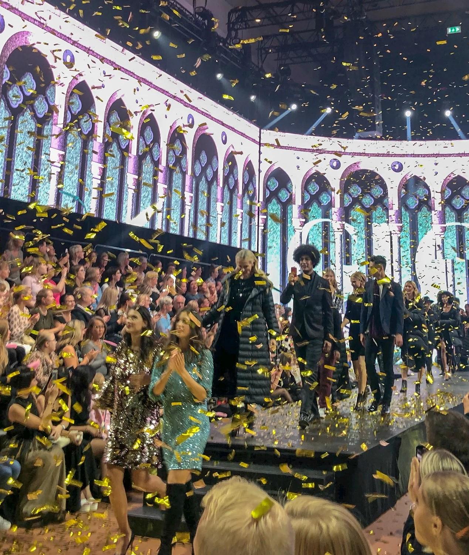 Weekly Favourites - Gloria Fashion Show 2018