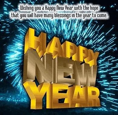 Gott nytt år 🎉