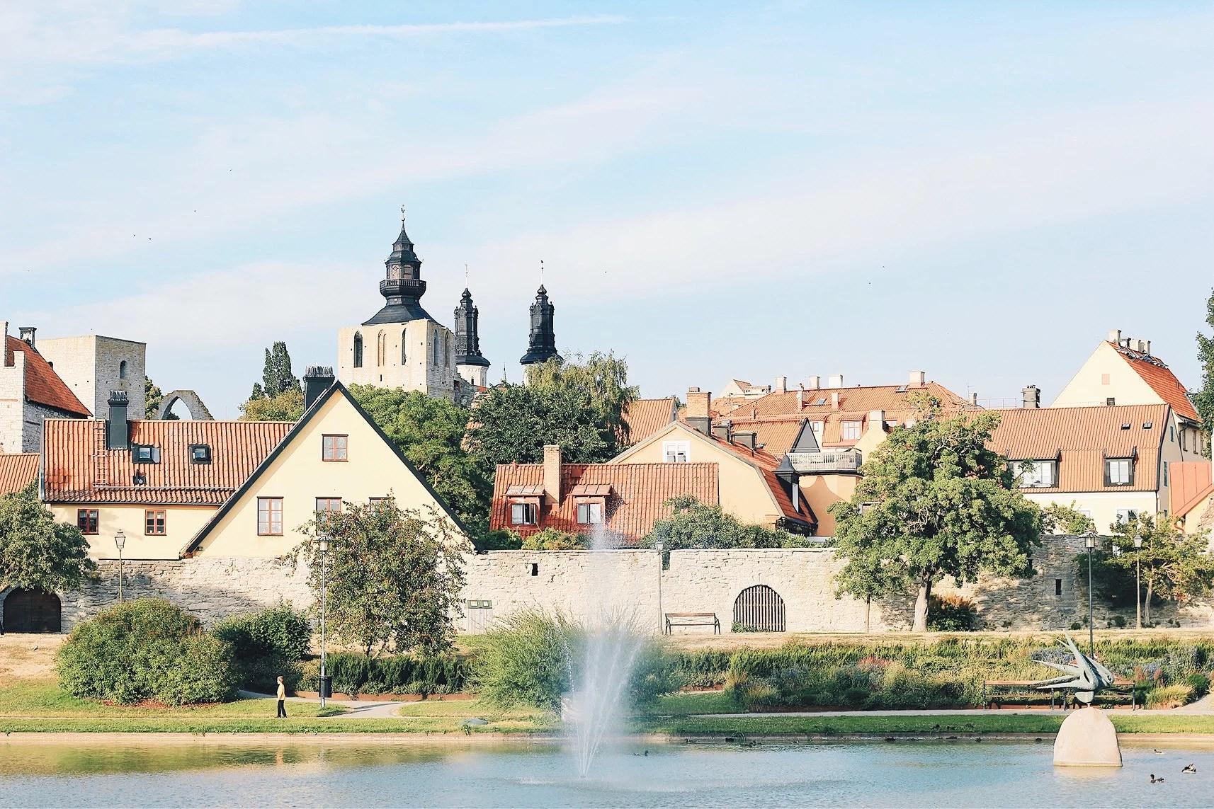 Ett dygn i Visby