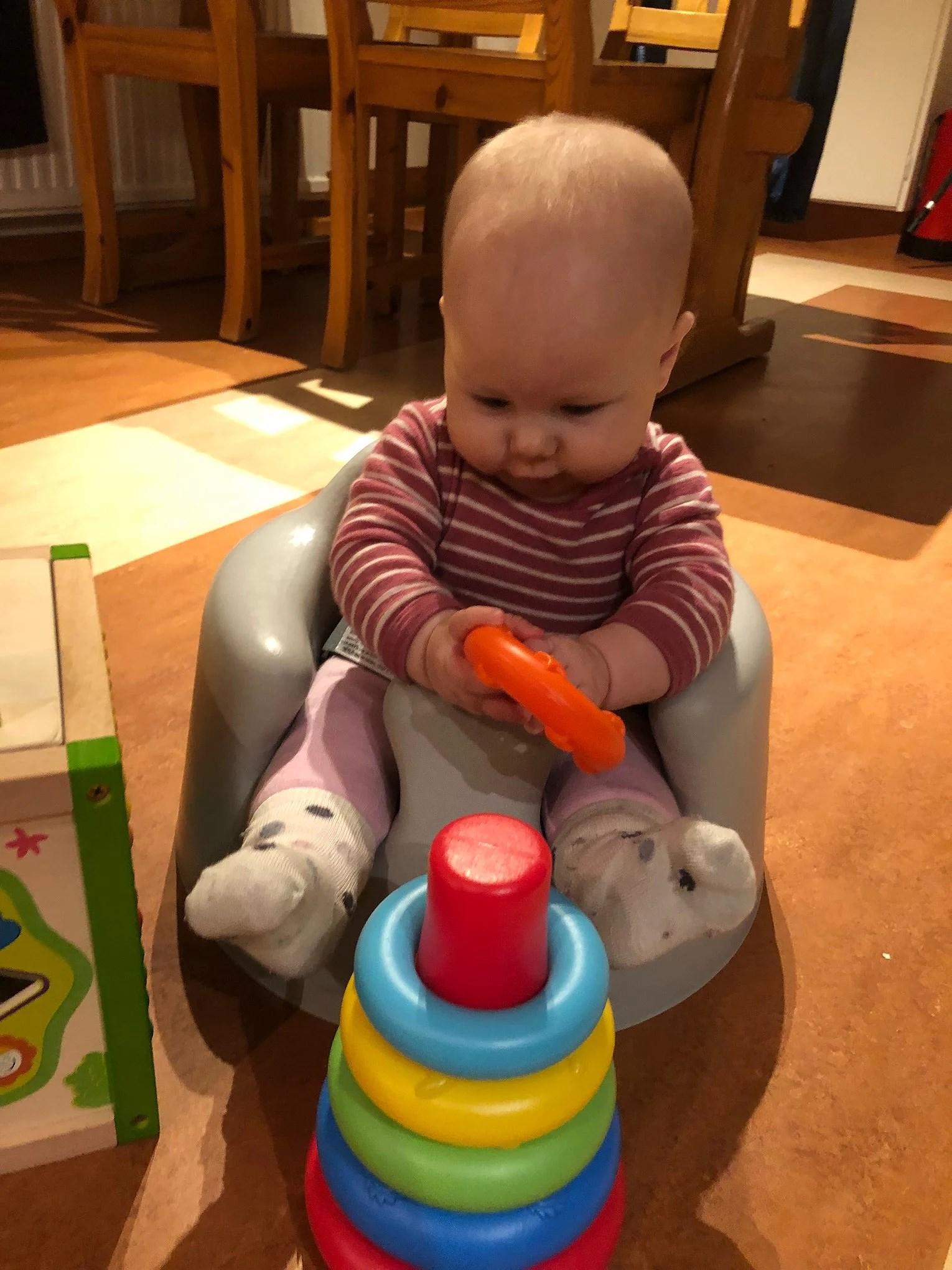 Min dotter kom 6 veckor för tidligt!