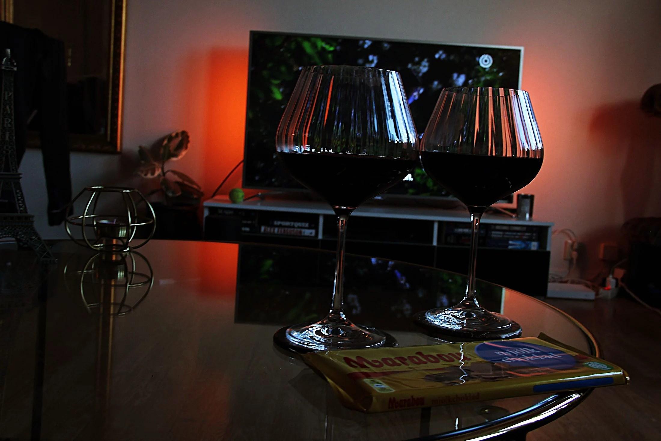 Vin en onsdagskväll