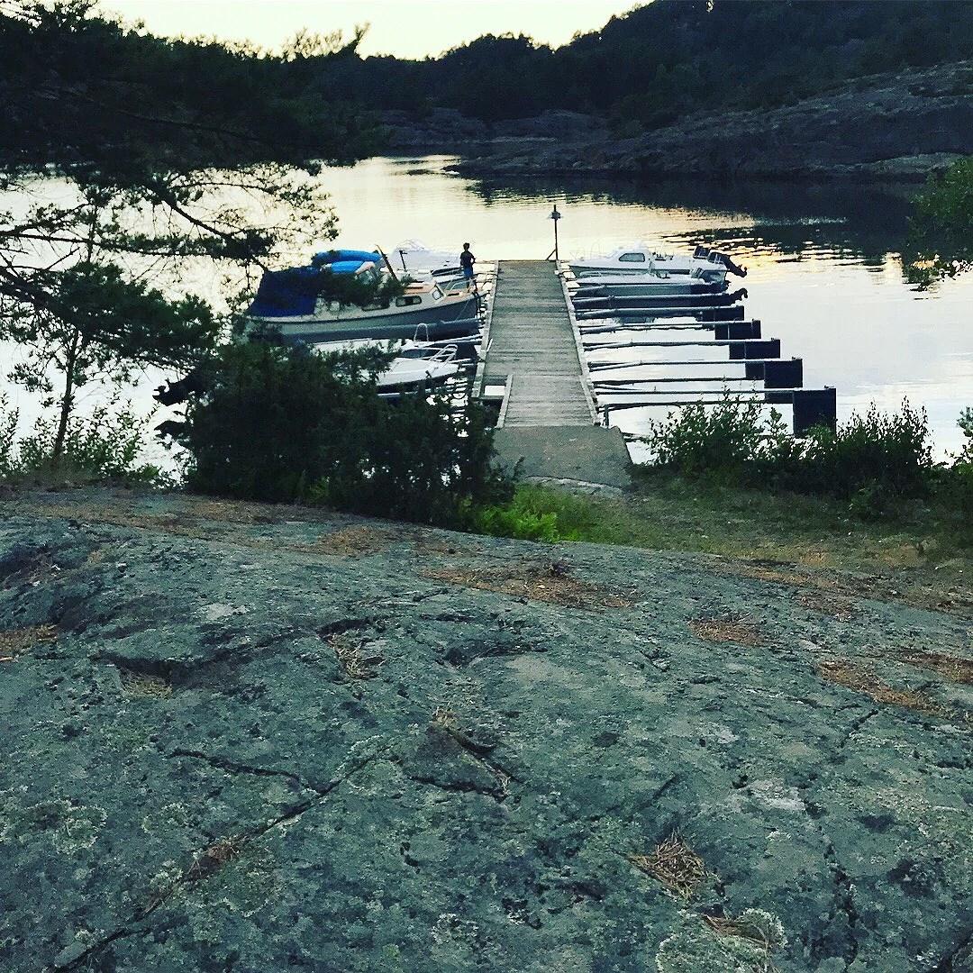 DESSA LJUVA SOMMARKVÄLLAR...