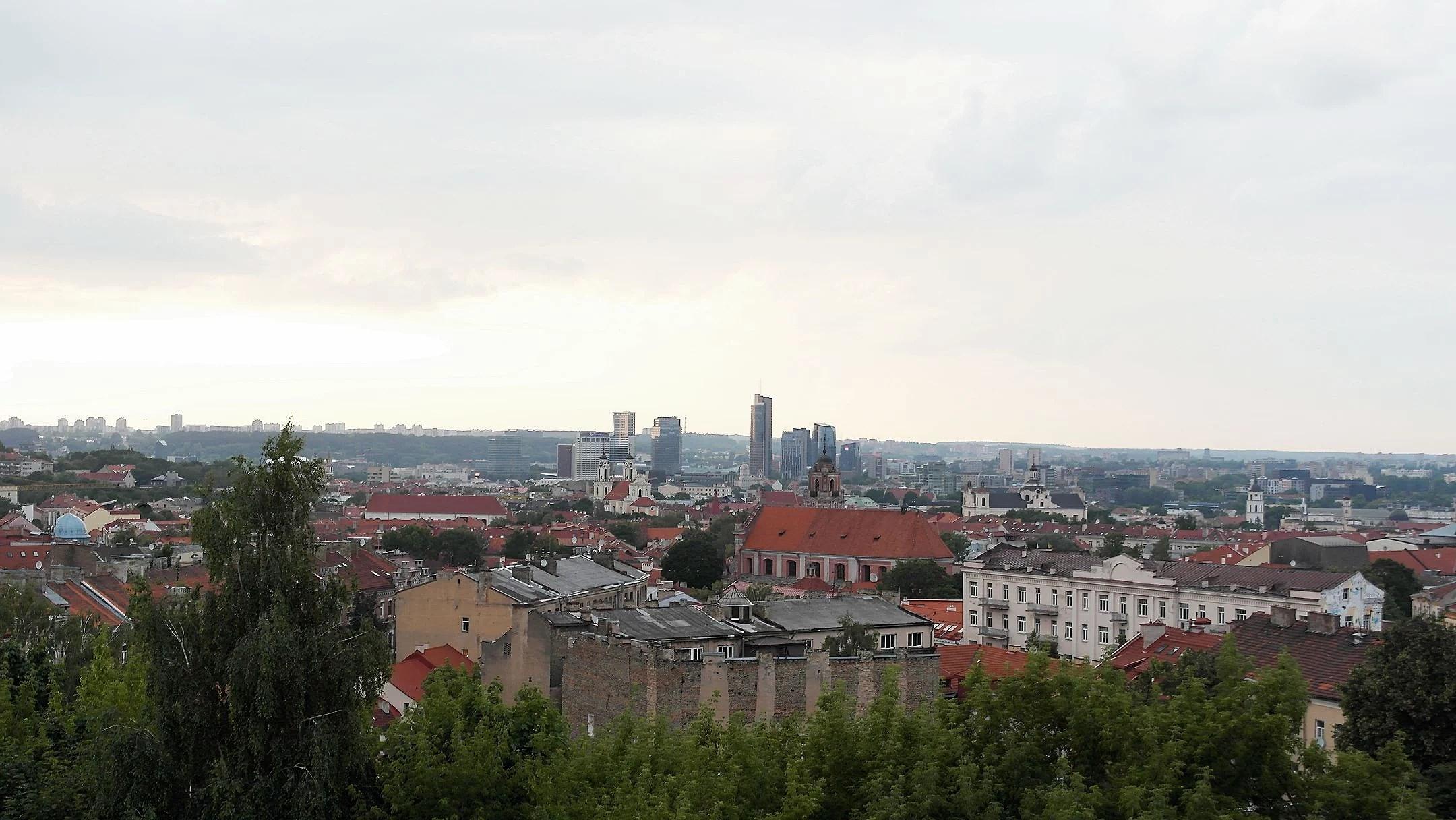 Baltic Roadtrip - 1