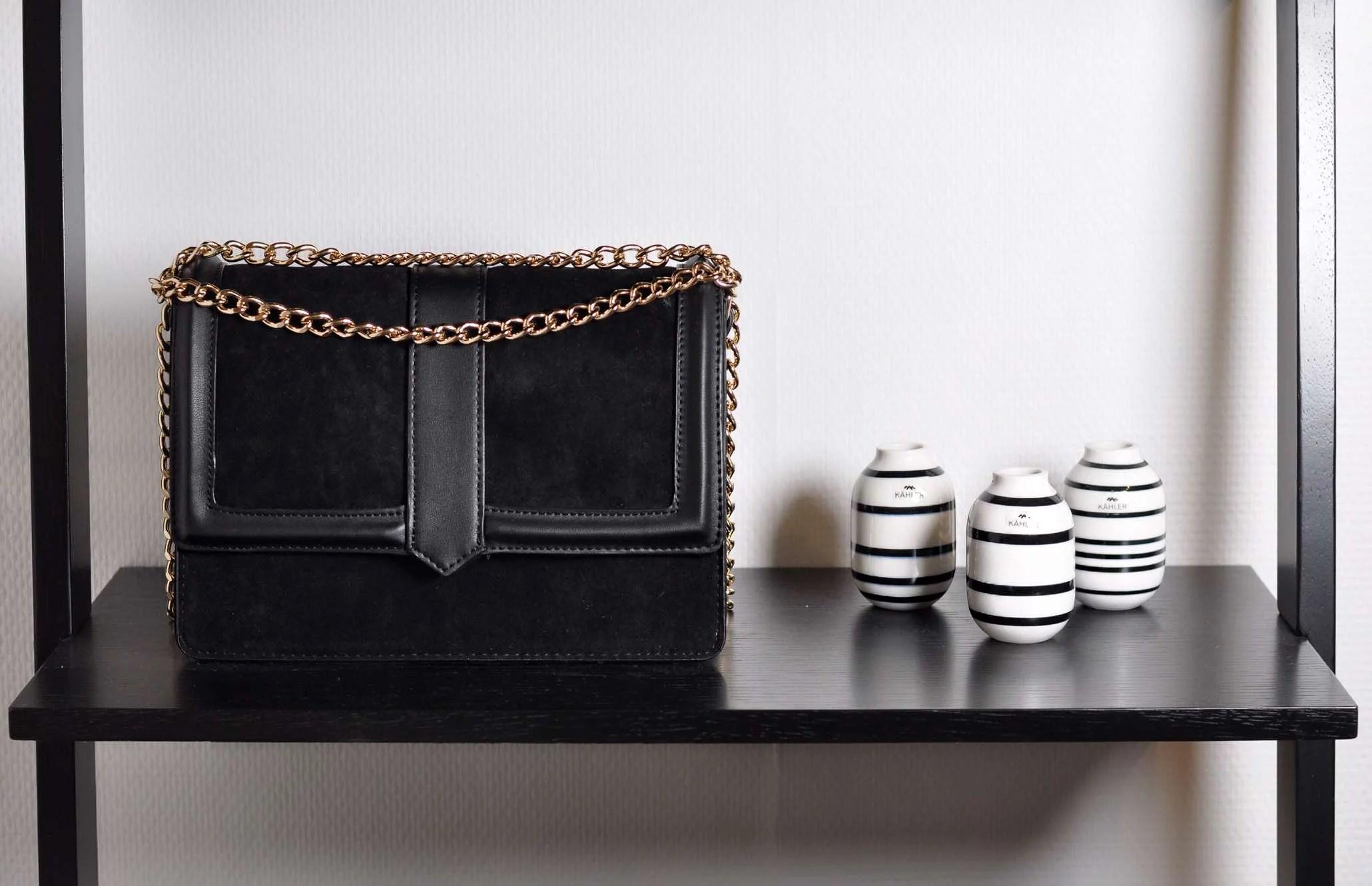 Noir Desire Bag