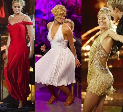 Vild med dans var en fantastisk tid for mig!