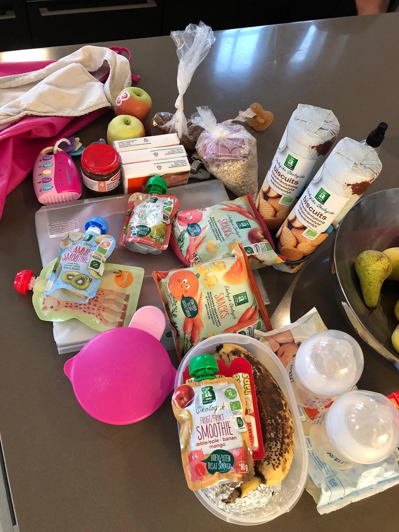 Gå aldrig ned på mad!!!!