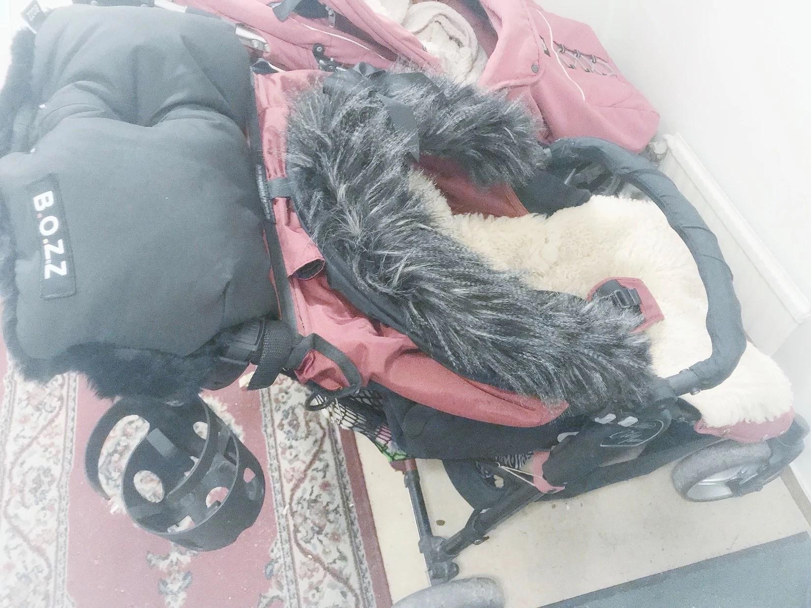 Ny vagn igen