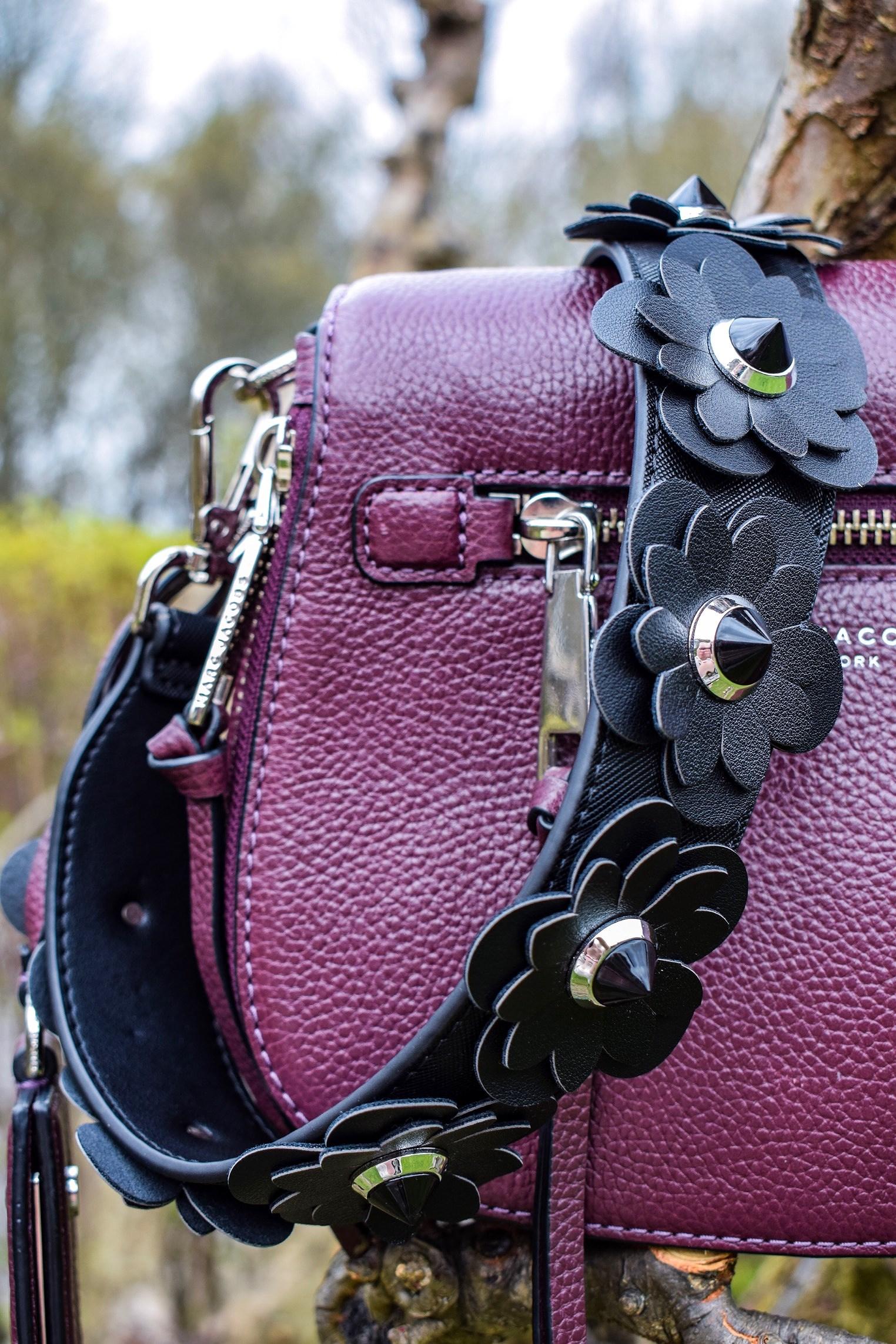 Flower bag strap