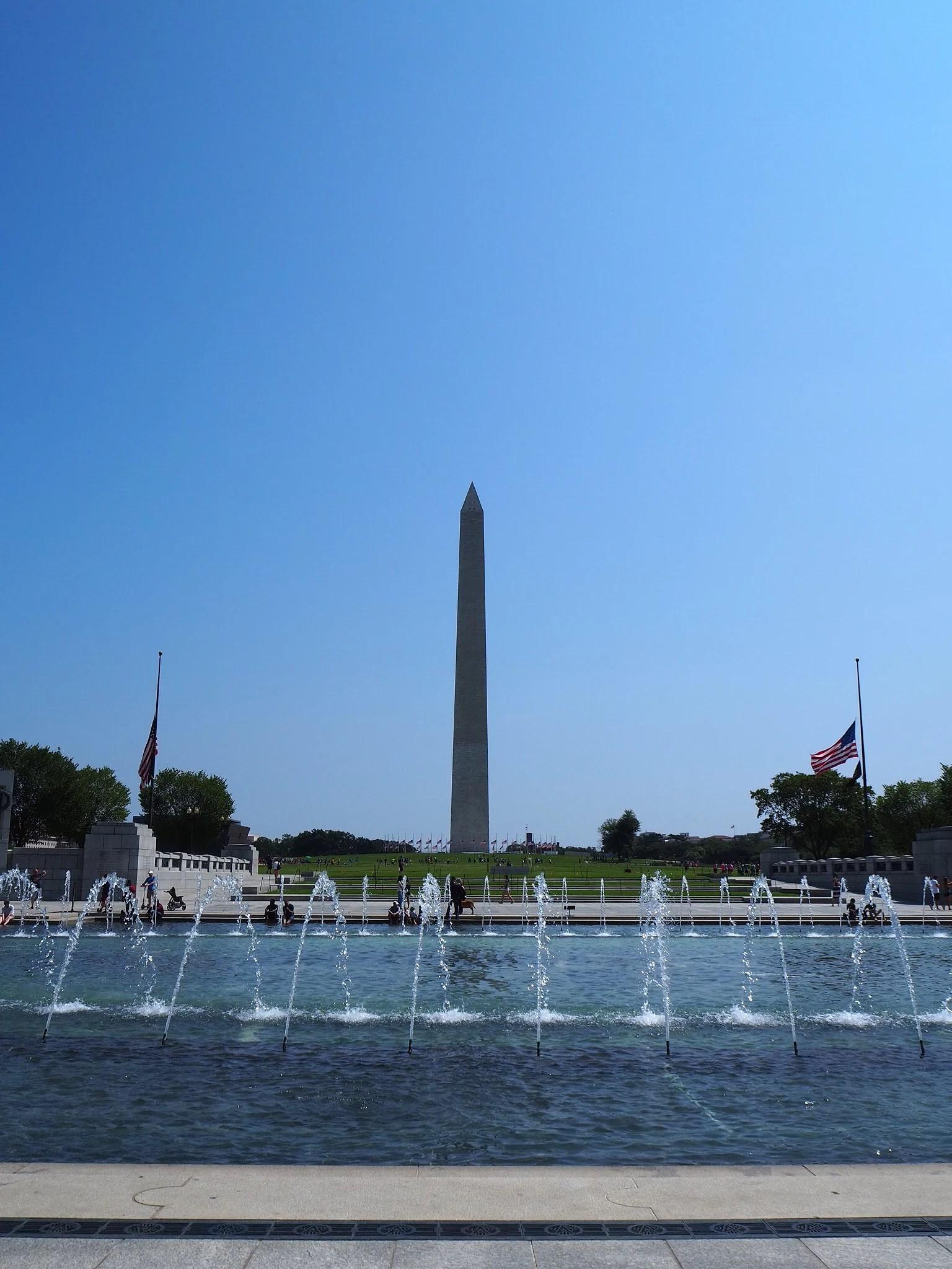 En månad i USA