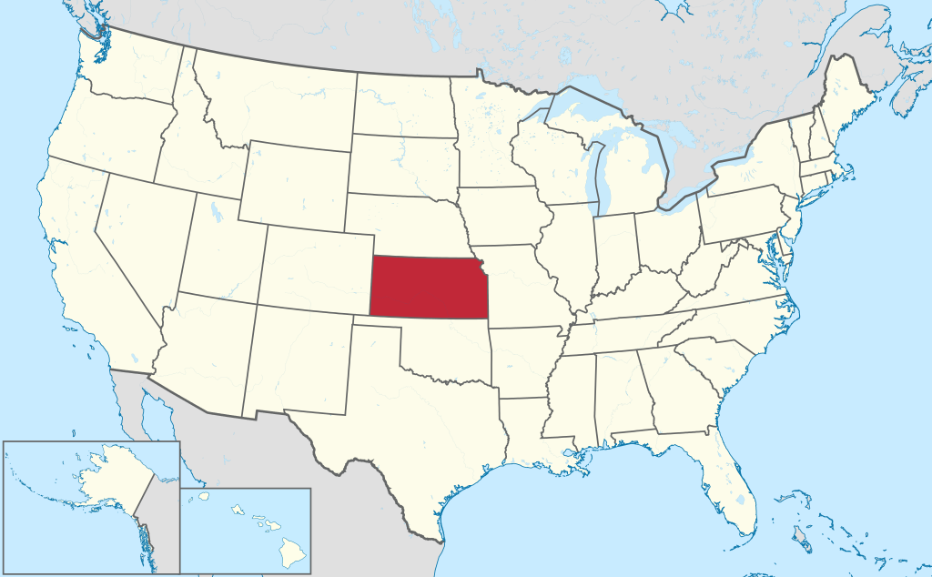 Allmänbildning: Amerikanska Delstater: Oklahoma, Kansas, Nebraska