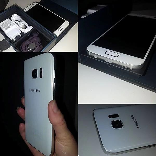 Säljes - Samsung Galaxy S7