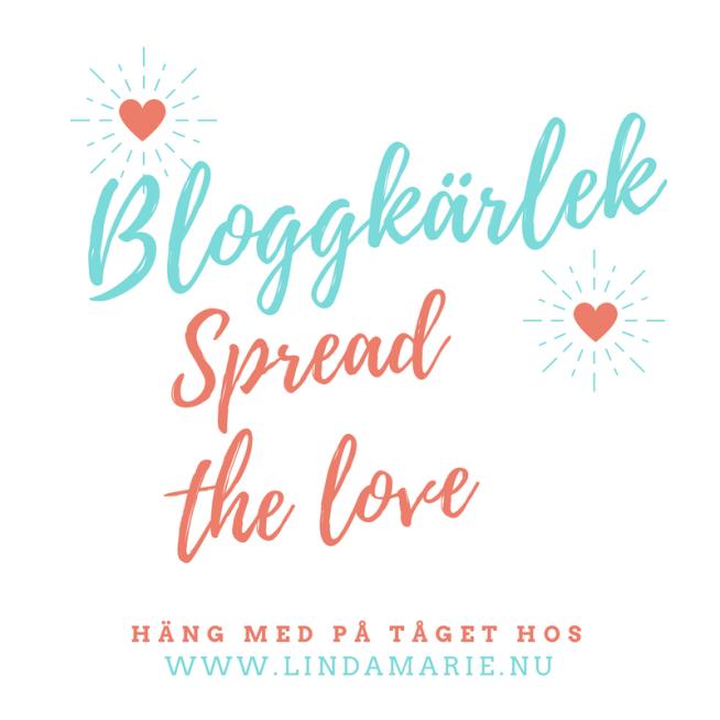 Sprid mer bloggkärlek