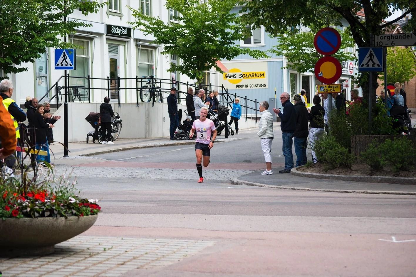 Borejoggen och nu läger i Sollefteå!