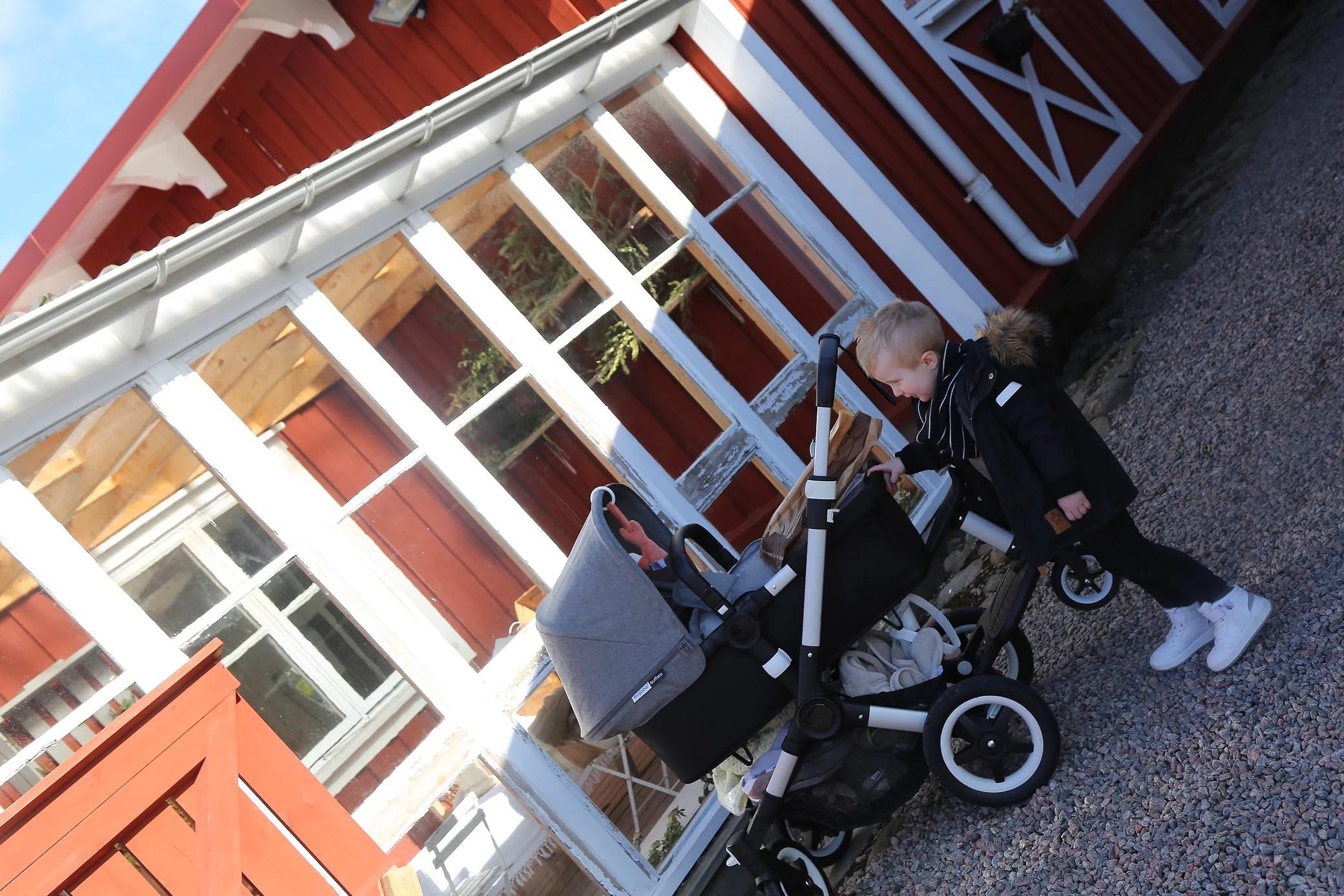 PHOTOSHOOT VID STORA HOLM SÄTERI