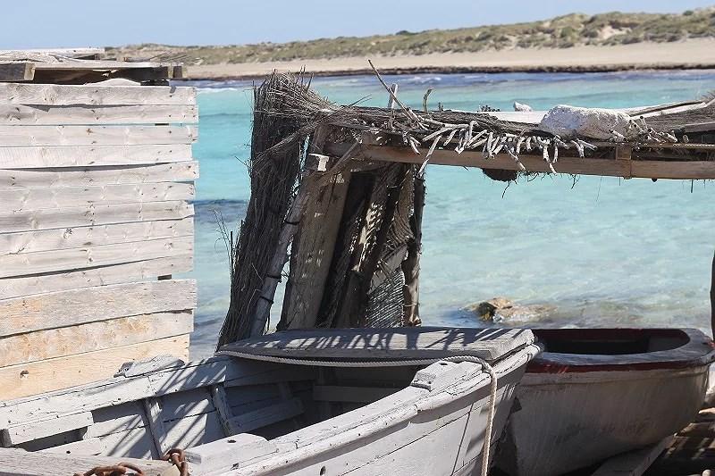 Formentera Ses Illetas Embarcaderos