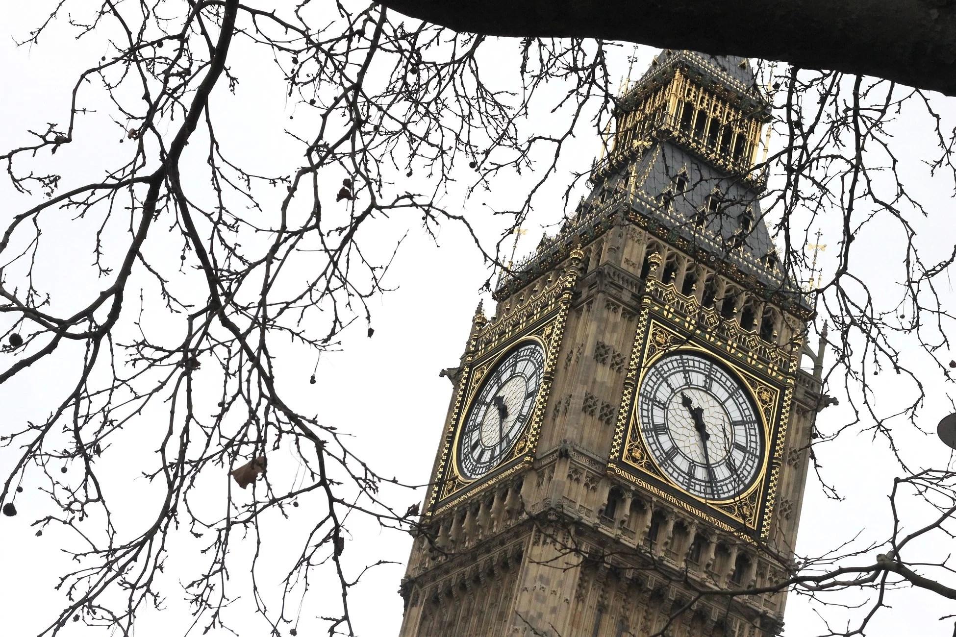 London. Big Ben