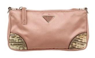 prada leather bag under $250