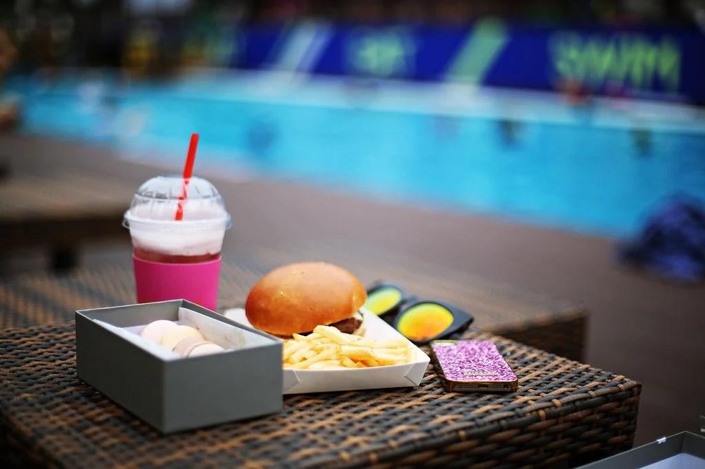 Too cool to pool
