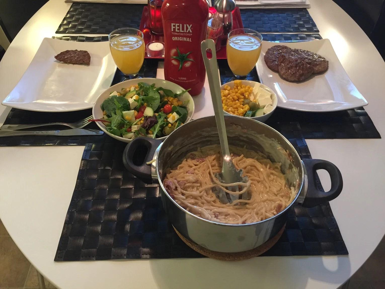 Lite mat-inspo från veckan som har varit :)