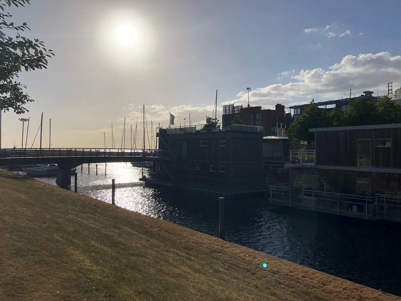 En kväll i Malmö