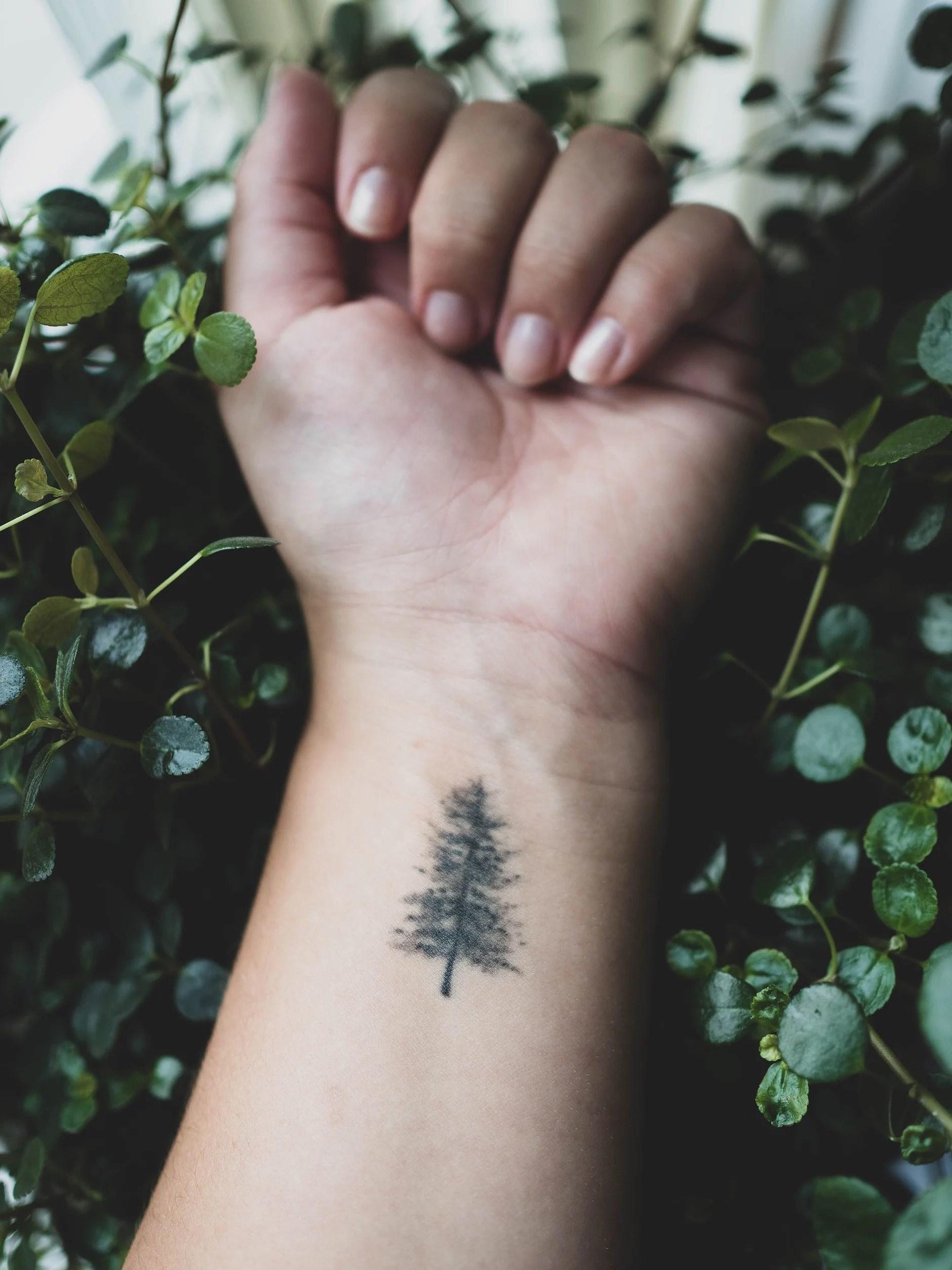 Dette betyr tatoveringen min