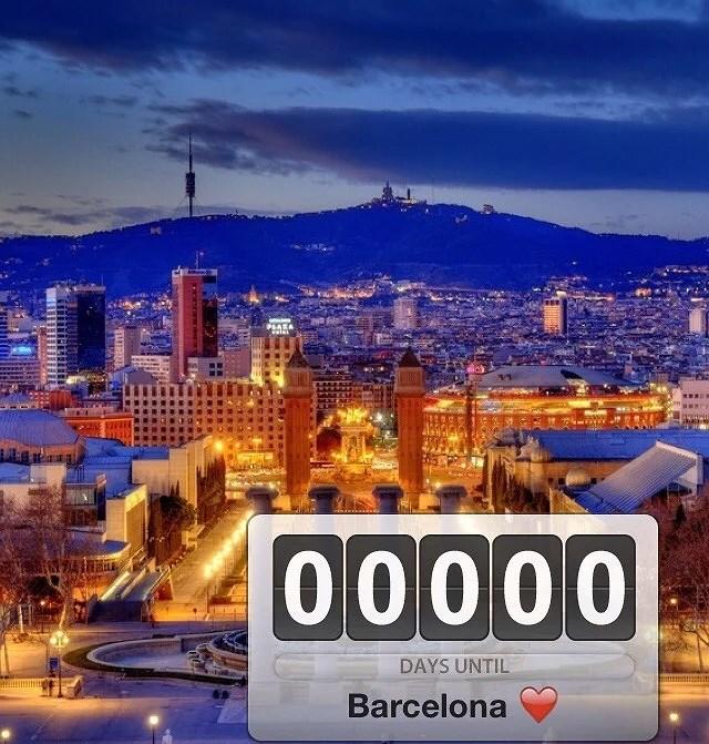 Mot Barcelona!