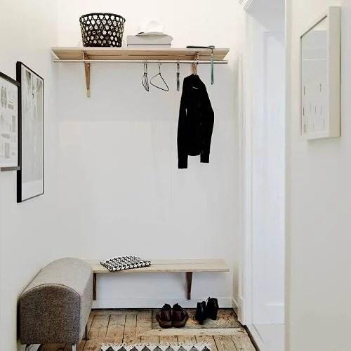 Renovering av hallen jag - Idee mobili ingresso ...