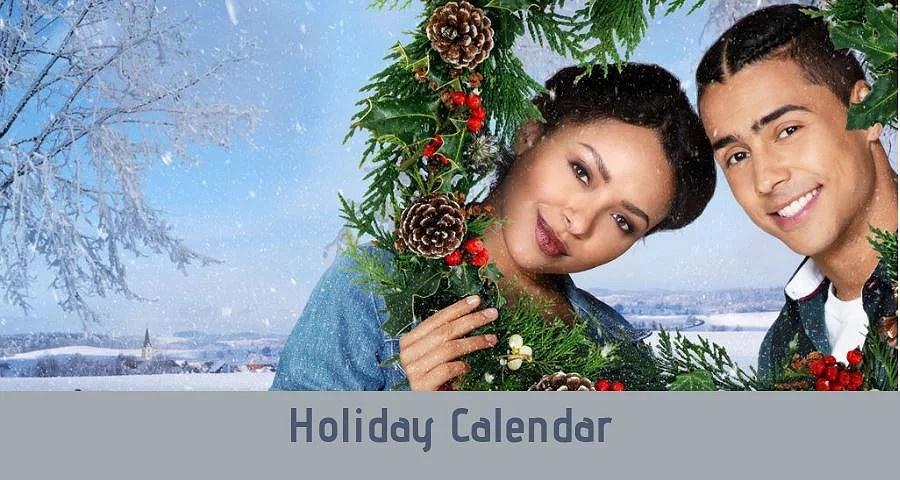 Filmrecension - Holiday Calendar