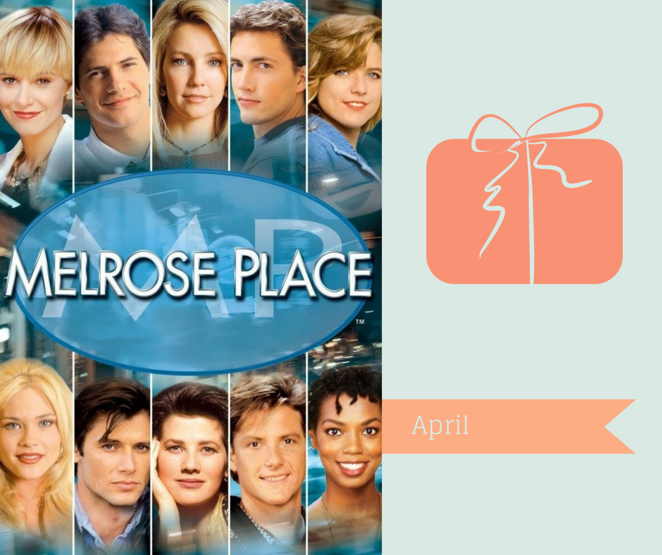 90-tals serier man borde ha sett - Melrose Place