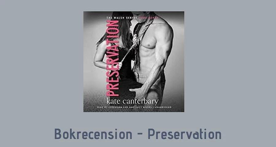 Bokrecension - Preservation